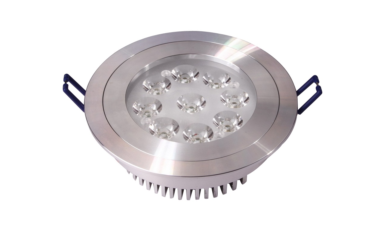 Ledware led inbouwspot 1 led spots 1530 lm kit 09x